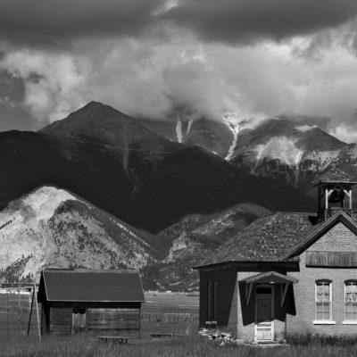Colorado Schoolhouse