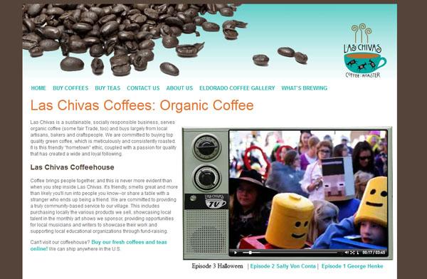 Las Chivas Coffees