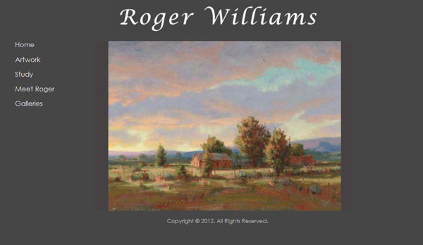 Roger Williams Art