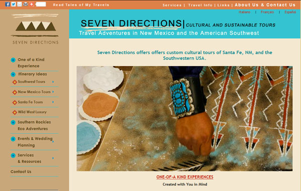 Seven Directions Travel