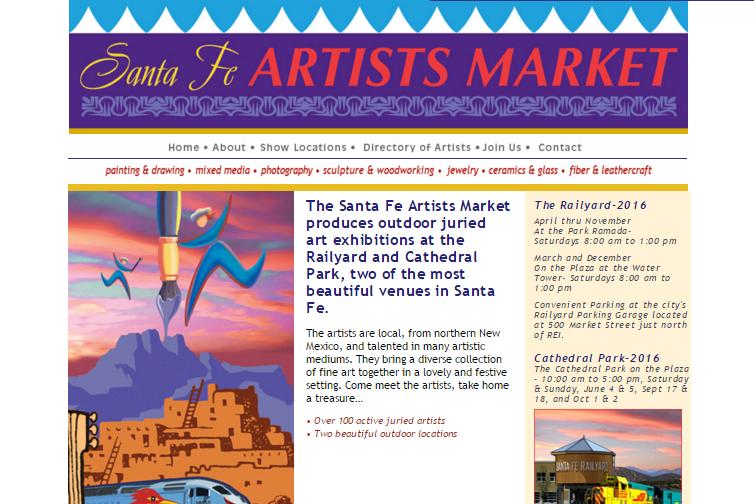 Santa Fe Artists Market